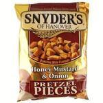 Snyders med-pretzels 125 g