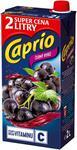 Caprio Černý rybíz 2l