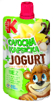 Kubík kaps.jogurt Vanilka 80 g