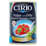 CIRIO Rajčata s bylinkami kr.400 g