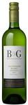 BG Sauvignon reserve bílé 0,75l