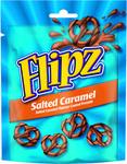 Preclík slaný caramel 90 g Flipz