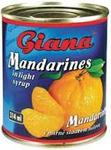 Mandarinky 314 ml GIANA