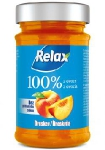 Relax Broskev 100% ovoc.pom. 220 g