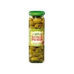 Olivy 142g bez pecky zelené
