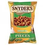 Snyders Jalapeňo-pretzels 125 g