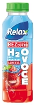 Relax H2O Jahoda 400 ml PET
