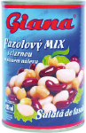 Giana Fazolový mix s cizrnou 425 ml