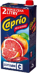 Caprio červený grep 2 l