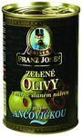 FJ zel.olivy s ančovič.300 g plech