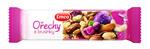 Emco tyčinka brusinka-ořech 35 g
