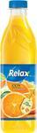 Relax PET POMERANČ 100% 1 l