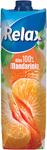 Relax Mandarinka 100% 1l tetra