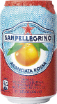 Sanpellegrino červený pomeranč 0,33