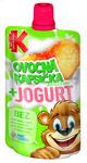 Kubík kaps.jogurt Broskev 80 g
