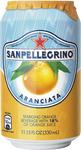 Sanpellegrino pomeranč 0,33l plech