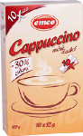 Cappuccino neslazené 10x12g