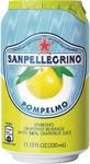 Sanpellegrino grep 0,33l plech