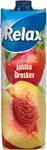 Relax Jablko-broskev 100% 1 l