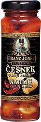 FJ Česnek 100g v oleji s chilli  |
