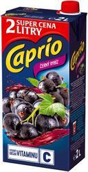 Caprio Černý rybíz 2l  |
