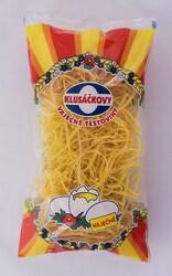 Klusáček nudle Špagetky 200 g  |