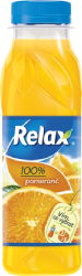 Relax Pomeranč 100% 0,3 l  |