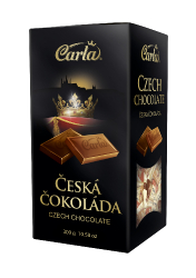 Česká čokoláda 300 g  |