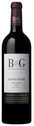 BG Pinot Noir reserve  0,75l  |