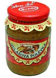 Poštor. gulášová polévka 650g  |