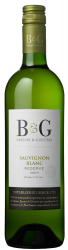 BG Sauvignon reserve bílé 0,75l  |