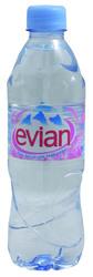 Evian 0,5 l  |