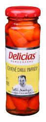 Červené chilli papričky Delic.100 g  |