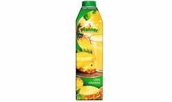 PF Ananas 100% 1 L  |