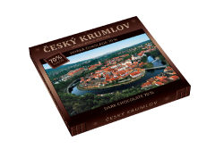 Český Krumlov 70% 100 g  |