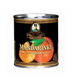 FJ Mandarinka kompot 314 ml  |