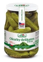 Efko OKURKY 720 ml delikates 5-8 cm  |