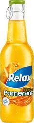 Relax Pomeranč 100% víčko 0,25 l  |