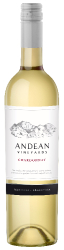 Andean Chardonnay 0,75 l   