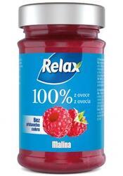 Relax Malina 100% ovoc.pom. 220 g  |