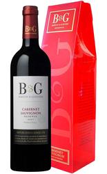 BG Cab.Sauvig.red Reserve 0,75 dárk  |
