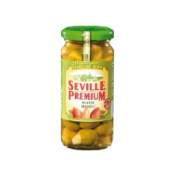 Olivy s mandlí Seville prem. 235g  |