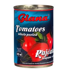 Giana rajčata loup. celá 425ml  |