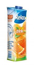 Relax FD pomeranč tetra 1 l  |