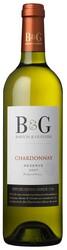 BG Chardonnay reserve bílé 0,75l   