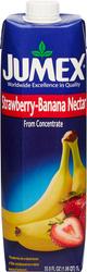 JUMEX Jahoda/banán 1 l tetra   