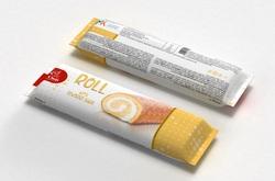 ROLL-cukrem sypaná/krémová rol.250g   