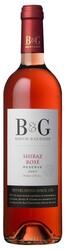 BG Shiraz Rosé Reserve 0.75l   
