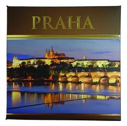 Praha Hradčany 70% čoko.100 g  |