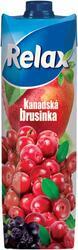 Relax brusinka Select 1l  |